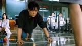 《大贏家》大鵬搶劫銀行與柳巖配合極其默契最終取得勝利在一起