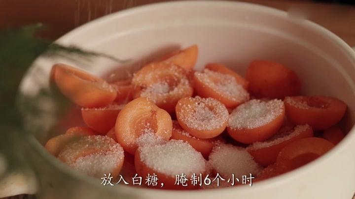 如懿傳美食復刻-酸杏