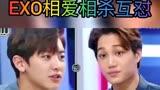 EXO綜藝相愛相殺相懟時刻,堪比吐槽大會,太逗了!
