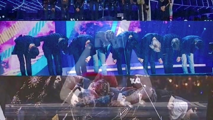 【EXO】EXO是百度都记住的团体啊
