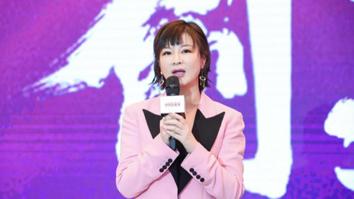想當林青霞第二,卻說不好普通話?網友:她才是浪姐第一淘汰人選