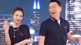 王耀慶教薇婭跳乘風破浪的姐姐主題曲,快跟著舅舅學起來吧,我方了!