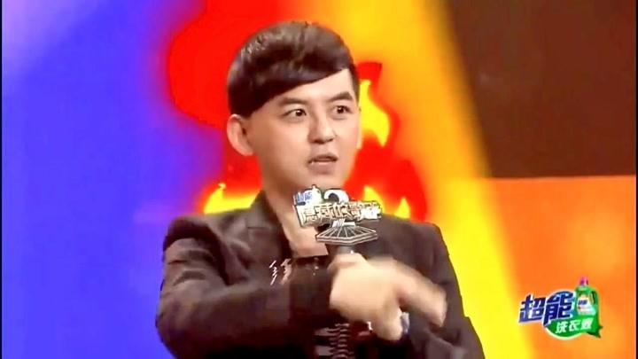 綜藝:陳漢典說我這樣你都認得出,黃子佼竟這樣回答