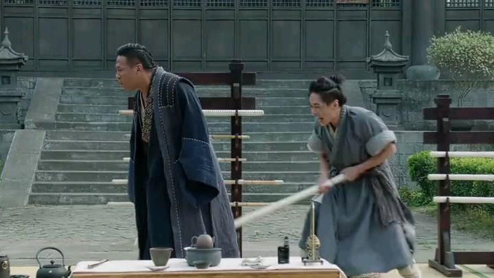 宋小寶示范如何攻擊別人,王寧不按套路出牌,惡搞到底