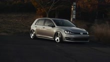 """VW bagged Golf"" ~ the boy in the rabbit PANS EYE"